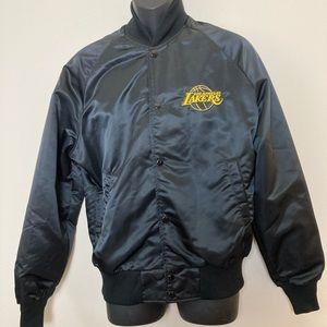 Vintage NBA Lakers Jacket large